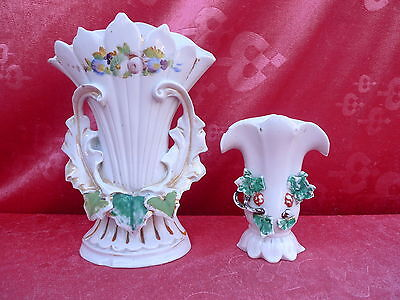 2 Beautiful, antique vases __