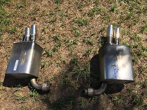 Genuine VE/VF Mufflers. Appin Wollondilly Area Preview