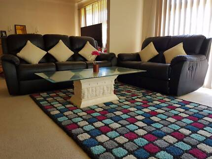 Recliner Sofa, Dinning Table, Coffee Table, TV Cabinet