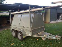 Tradesmen trailer Kewarra Beach Cairns City Preview