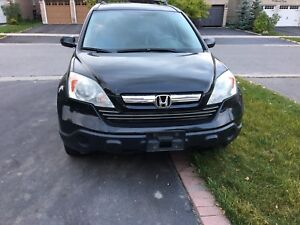 2008 Honda CRV EX-L / LEATHER / SUNROOF