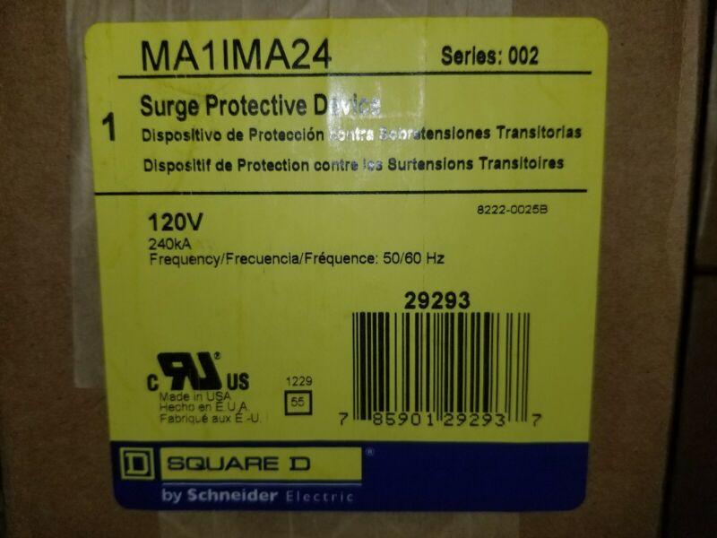 SQUARE D MA1IMA24 Surge Protective Device Suppressor