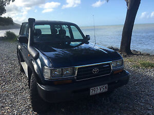 1996 GXL 80 series land cruiser Kewarra Beach Cairns City Preview