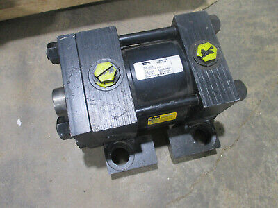 Parker Hydraulic Cylinder Series 2h Model 04.00 Cc2hct19a 1.00 3000 Psi