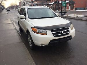 2008 Hyundai Santa Fe GLS limited ,3.3L AWD, LEATHER, SUNROOF