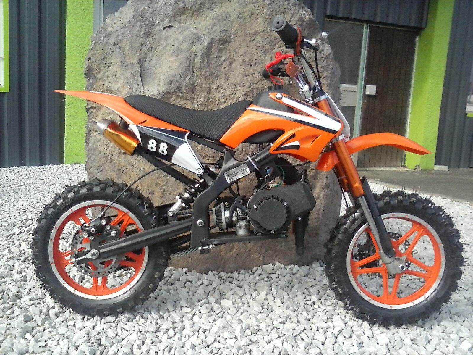 Big Bore 6 Tuningmotor Tuning Vergaser Pocketbike Cross Motor pocket Dirt Bike