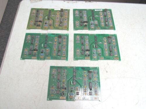 (5) Allen Bradley PCB Circuit Board # 96038321 960260 USED WARRANTY FREE SHIP
