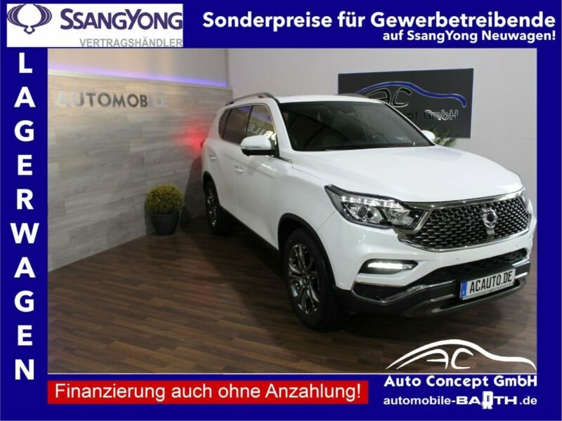 Ssangyong REXTON 2.2 Diesel e-XDi 220 Sapphire 4WD AT