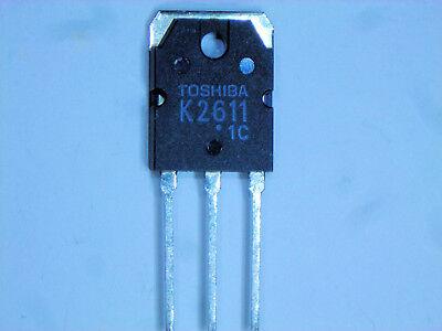 2sk2611 Original Toshiba Fet Transistor 1 Pc