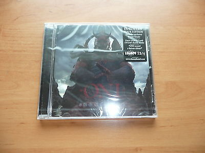 Cd Oni   Ironshore   Metal Blade Records 2016 Ss   Metal Canada Randy Blyte