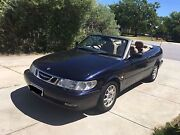 2000 Saab Convertible 9-3 URGENT SALE/PRICE DROP!! Ballajura Swan Area Preview