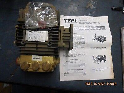 Teel Plunger Pump 5p249 3.0 Gpm 2000 Psi Nos