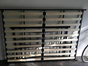 bed frame and mattress Revesby Heights Bankstown Area Preview