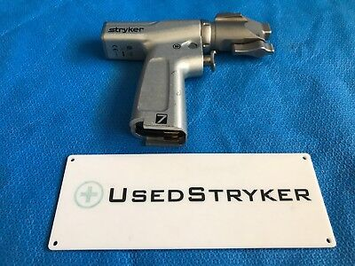 Stryker 7209 Saw System 7 Precision Saw Handpiece