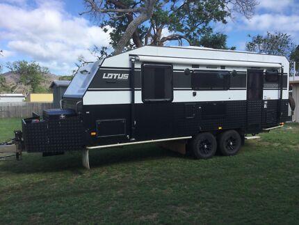 Lotus caravan