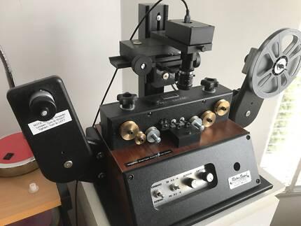 RetroScan Universal with 8mm Gate. Film to Digital transfer