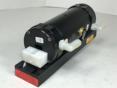 Lamp Pumped Ndyag Laser Cavity W 6mm Rod Lamp 611-06 Cladding Continuum
