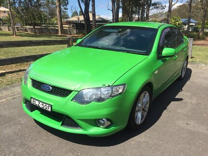 FG FALCON XR6  Wadalba Wyong Area Preview