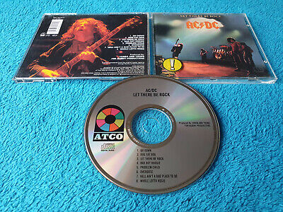 AC/DC - Let There Be Rock - CD (Atco remastered 1999) online kaufen