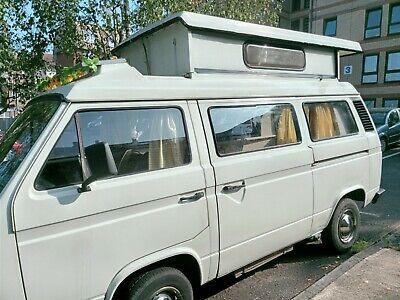 vw transporter t25 campervan
