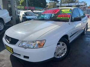 HOLDEN COMM VYII 2004 LOW 180,415 KM FULL BOOKS DEC/19 REG*5YR WARRANT Bass Hill Bankstown Area Preview