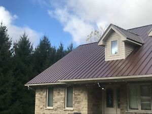 Steel & Aluminum Roofing Sale! $4.25 sqft Installed and Supplied