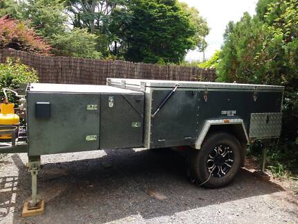 Off-Road MARS Camper Trailer Maleny Caloundra Area Preview