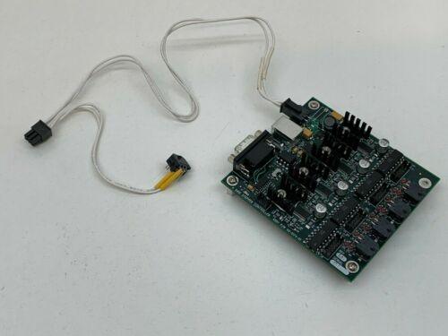 4-Axis Stepper Controller, Assy P/N 113-0174-01, P95298