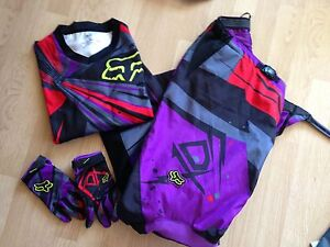 Ladies dirt bike gear