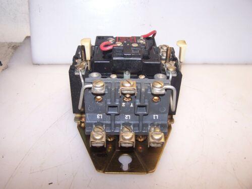 ALLEN BRADLEY SIZE 2 MOTOR STARTER COIL 120 VAC 709-COD
