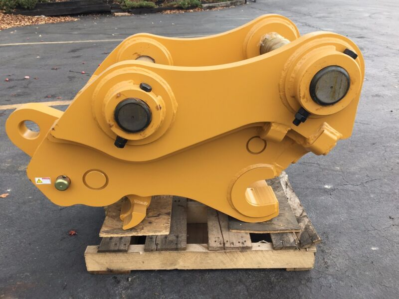 New Hydraulic Quick Coupler For Caterpillar  330db-linkage