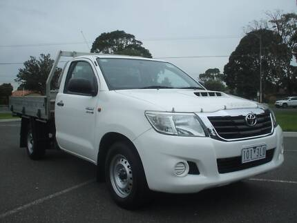 2014 Toyota Hilux SR Turbo Diesel with RWC & REG Seaford Frankston Area Preview