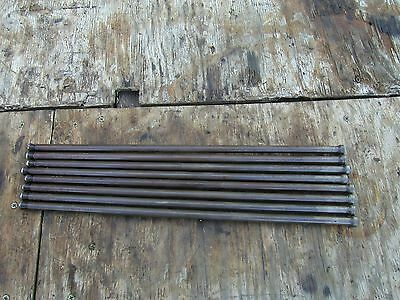 8 Farmall M Early Sm Tractor Original Ih Ihc Engine Motor Push Rods