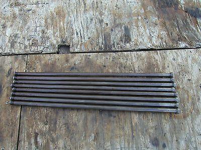 8 Farmall M Early Sm Tractor Original Ih Ihc Engine Motor Push Rods