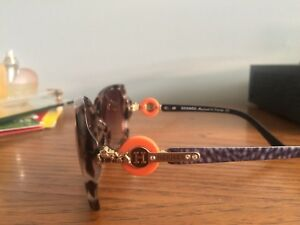 Hermes sunglasses !! Never worn, ( to big for my face shape)
