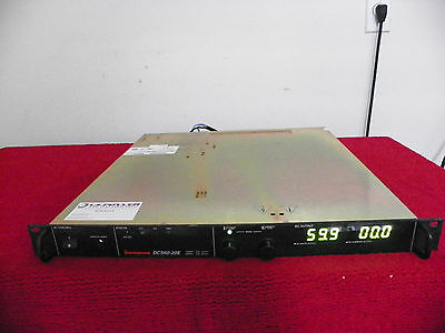 Sorensen Dcs60-20e M54m130 60v 20a1.2 Kw Prog. Dc Power Supply 6 In Stock