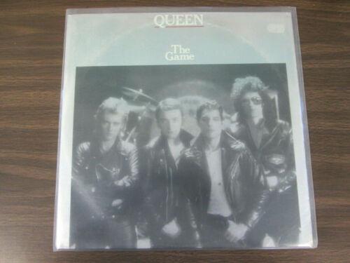 "Queen 12"" vinyl - The Game - Sweden import on EMI Records"