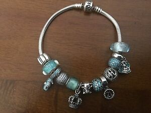 Pandora Bracelet with Charms Brunswick Moreland Area Preview