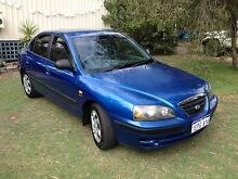 2004 Hyundai Elantra Sedan Mandurah Mandurah Area Preview