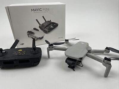 DJI Mavic Mini Drone - Damaged Propeller Arm Gimbal W/ Standoffish NO BATTERY (6)
