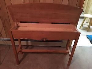 Handcrafted Table - Reduced Price