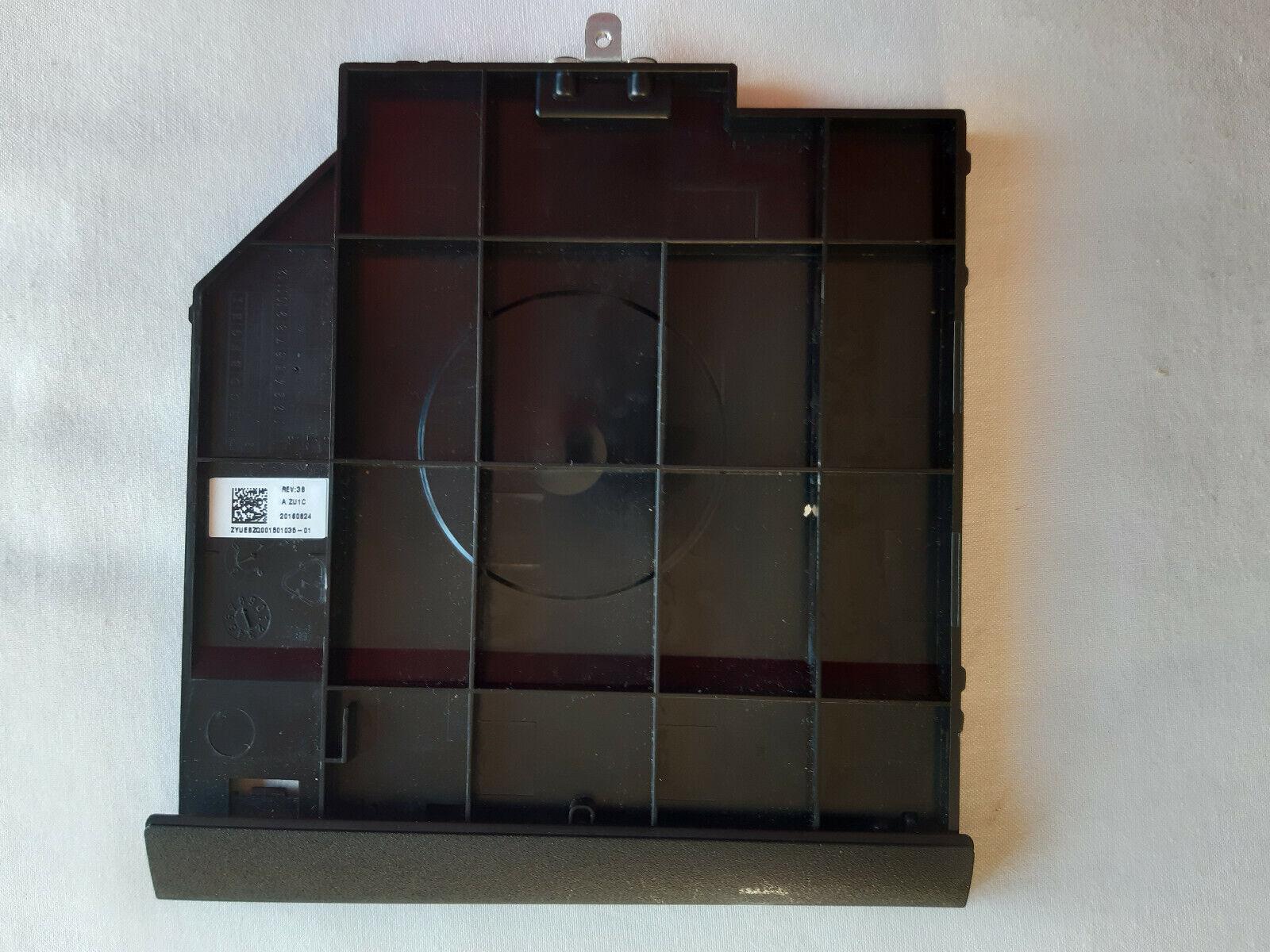 Cache lecteur graveur cd dvd factice ebzq0015010 / cp1ebzq00401 pour pc portable