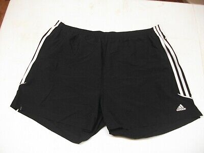 adidas Response Climacool 5 Inch Mens Running Shorts Black Exercise Gym (Adidas Response 5 Inch Mens Running Shorts)