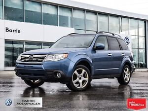 2010 Subaru Forester 2.5 X Touring Package,Power Locks,Power Win