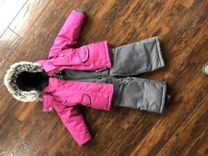 Girls Oshkosh Snow Suit