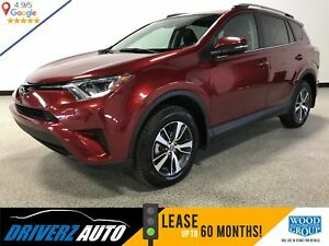 2018 Toyota RAV4 LE CLEAN CARFAX, REARVIEW CAMERA, SAFETY ASS...