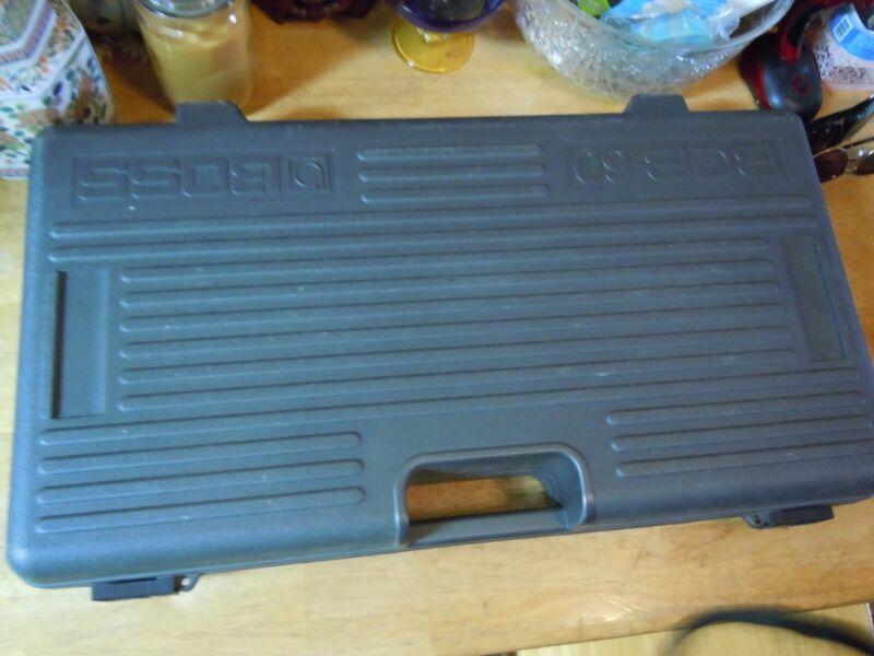 BOSS BCB 60 Pedal board - Case