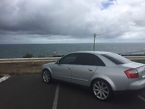 Audi A4 1.8 Turbo NEGOTIABLE!!! Payneham Norwood Area Preview