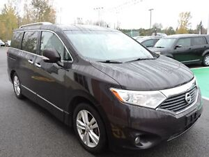 2011 Nissan Quest 3.5 S/ CLIMATIASATION/ CAMERA DE RECUL