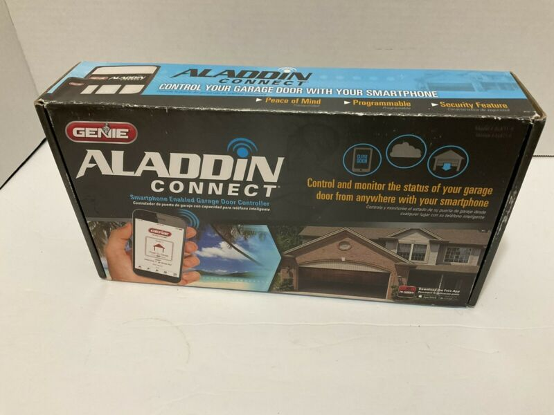 GENIE Aladdin Connect Smartphone Enabled Garage Door Controller